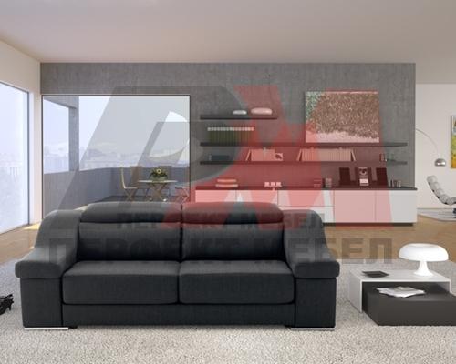отлична мека мебел 2 ка