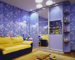 поразителни сини гардероби здрави