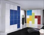 дизайнерски сини гардероби първокачествени