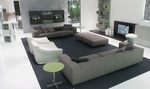 Стилни поръчкови дивани - голяма мека мебел